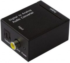 Dynavox Mini-DAC II digitaal analoog converter