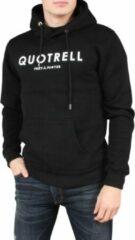 Zwarte Quotrell Basic Hoodie + Free Cap