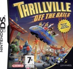 Lucas Arts Thrillville off the Rails