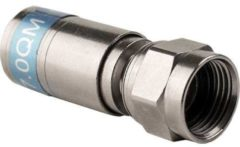 Hirschmann Quick Mount F-connector F-56-CX3 7.0