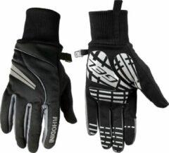Fietshandschoen Rhodini Winter Sevran L Zwart / Zwart
