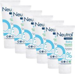 Neutral 0% Baby Zinkzalf - 6 x 100 ml