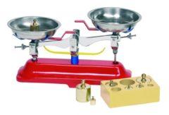Simply for Kids Goki Weegschaal met Gewichten Hout/Metaal