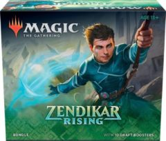 Trading Card Game Magic the Gathering - Zendikar Rising Fat pack Bundle