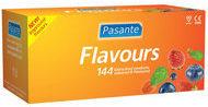 Pasante Pasante Flavours Condooms 144 Stuks (144stuks)