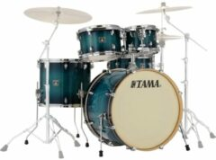 Tama CL52KRS-BAB Superstar Classic 5-delige set Blue Lacquer 22