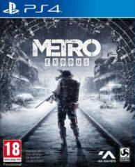 Deep Silver Metro Exodus - Playstation 4