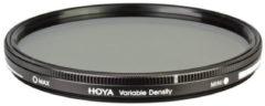 Hoya Variable Density Filter - variable neutrale Dichte - 62 mm