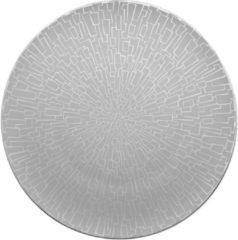Zilveren ROSENTHAL STUDIO LINE Rosenthal TAC Gropius Skin Platinum - Serveerbord - � 33 cm