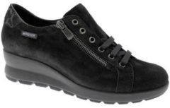 Zwarte Lage Sneakers Mephisto MEPHPRIMAne