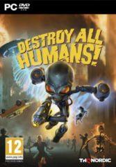 Destroy All Humans Op Pc, Een Actiespel Voor Pc Verkrijgbaar Bij Micromania!