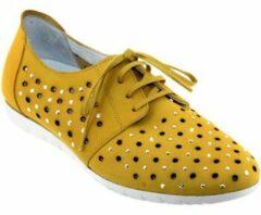 Gele Nette schoenen Sabrinas Bruselas 85006