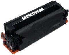 Cyane KATRIZ® huismerk toner voor HP CF411X C | HP Color LaserJet Pro M377dw/M452dn/M452dw/ M452nw/ M477fdn/ M477fdw/ M477fnw/ canon 046H