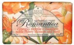 Nesti Dante Romantica Handzeep Noble Cherry Blossom&Basil 250 gram