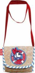Disney Schoudertas Minnie Mouse Meisjes Creme/rood 4 Liter