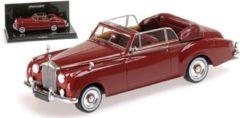 Rolls-Royce Rolls Royce Silver Cloud II Cabriolet 1960 Red