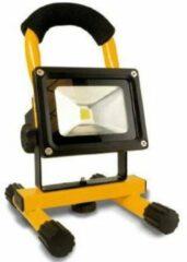 Gele Arcas led schijnwerper 10 watt