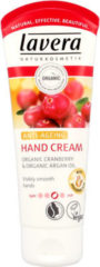 Lavera Handcreme/hand cream anti-ageing cranberry argan 75 Milliliter