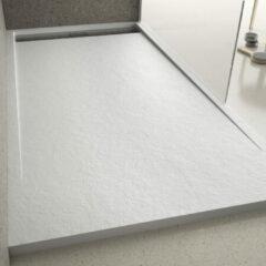 Muebles Pompei douchebak 80x130cm wit