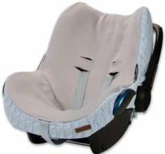 Baby's Only Baby's Only Autostoelhoes Maxi-Cosi Kabel Babyblauw