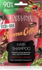 Food For Hair Aroma Coffee Shampoo voor zwak en breekbaar haar 20ml
