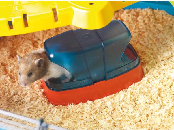 Afbeelding van Savic Hamstertoilet Navulling - Dierenverblijf - 500 g