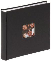 Walther Design Fotoalbum Fun Memo 200 Foto's 10x15 Cm Zwart