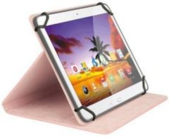 Witte Sweex 8 inch tablet hoes roze - universeel