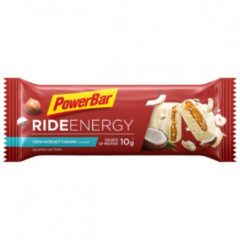 PowerBar - Ride Energy Coco-Hazelnut Caramel - Energierepen maat 55 g