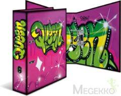 HERMA 7162 Motief ordner A4 graffiti - queen