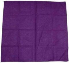 Zac's Alter Ego Bandana Plain purple Mondkapje Paars