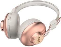 House of Marley Positive Vibration 2 BT - Draadloze on-ear koptelefoon - Copper