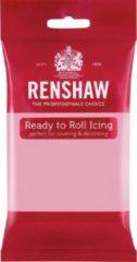 Renshaw Rolfondant Pro - Roze - 250g