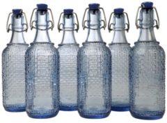 Bügelverschlussglasflaschen 6-teilig 0,5 Liter
