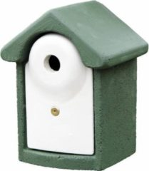 CJ Wildlife Nestkast houtbeton Ø28 mm groen
