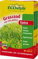 ECOstyle Graszaad-Extra - 2 kg - doorzaaien kale plekken - voor 80 tot 120 m2