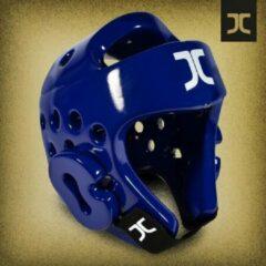 Taekwondo-hoofdbeschermer JC-Club | WT | blauw | maat S