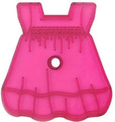 Roze JEM Cutters Baby Dress