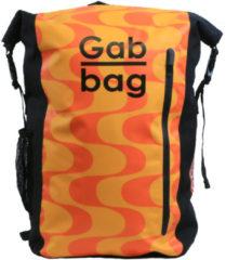Gabbag The Original II 100% Waterdichte Rugzak 35 Liter - Oranje