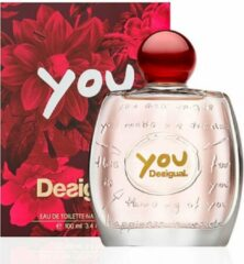 Desigual YOU WOMAN eau de toilette spray 50 ml