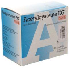 Acetylscysteine EG 600mg