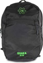 Zwarte Osaka Packable Backpack