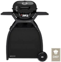 Outdoor Chef Barbecue Gas Minichef P-420 G Chef Edition 30 Mbar Zwart