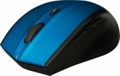 Qware Office Qware - Office - muis - draadloos - Bolton - blauw