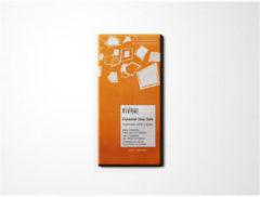 Vivani Chocolade melk caramel pink salt of Maras 80 Gram