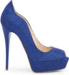 Blauwe Arnaldo Toscani - 1218005 - blue / EU 39