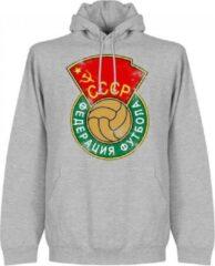 Merkloos / Sans marque CCCP Hoodie - Grijs - L