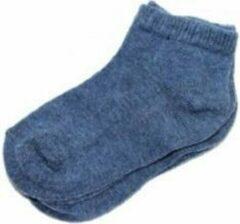 Blauwe IN ControL Sneakersok Multipack Unisex Sneakersokken 17-19