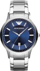 Emporio Armani Zilver Heren Horloge AR11180