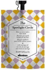 3 x Davines The Spotlight Circle Hairmask 50ml